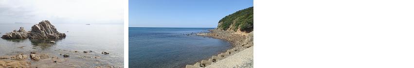 志賀島、恋の浦